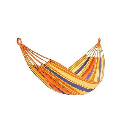 amazon com kingcamp hammock cotton fabric canvas 264lbs swing bed