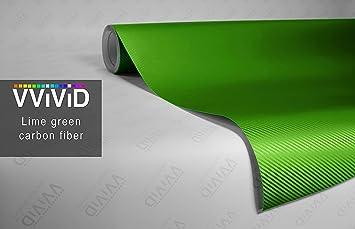 Vvivid 3Mil Matte Lime Green Vinyl Car Wrap sticker