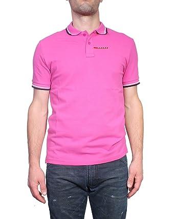 969639f93850d Prada - Polo pour Homme Slim Fit SJJ887  Amazon.fr  Vêtements et ...