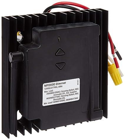 sélection spéciale de frais frais matériaux de qualité supérieure Legrand MR2000 On-q sans fil In-Wall Box Variateur d ...