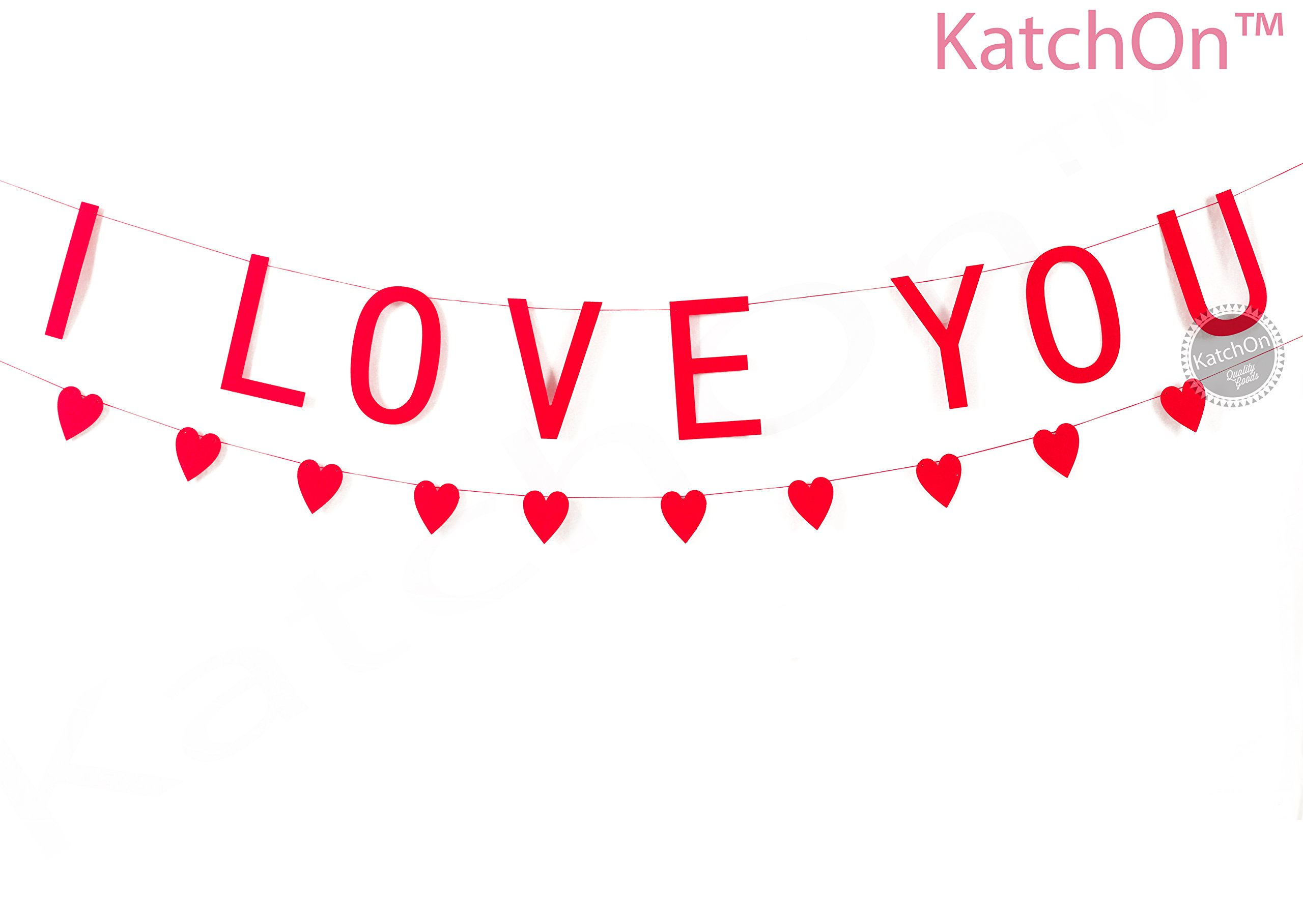 i love you banner valentine day banner decoration mother day wedding