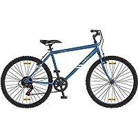 Mach City I Bike 2017 26T 21 Speed Adult Cycle(Matt Berry Blue)