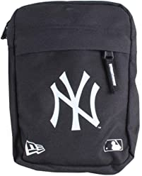 27443b22f7b6 A NEW ERA ERA Era MLB Side Bag Neyyan Blkwhi Bandolera, Unisex Adulto, Black