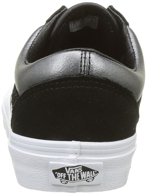 8cb80478e8 Vans Damen Old Skool Leather Sneaker