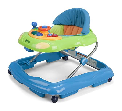 Delta Children Lil Fun Walker, Blue