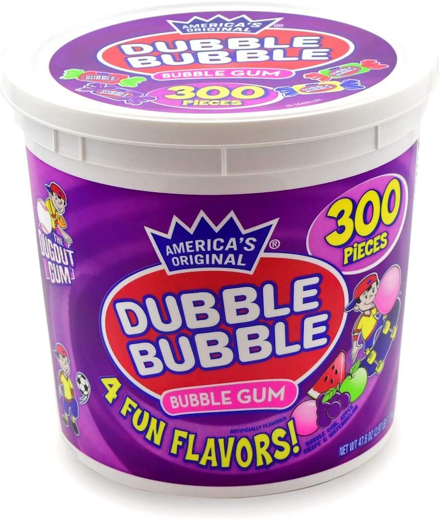 Tootsie Roll Dubble Bubble