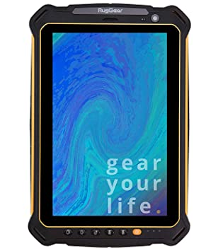 fb798ba2d RugGear RG910 Outdoor and Waterproof Android Tablet  Amazon.co.uk ...