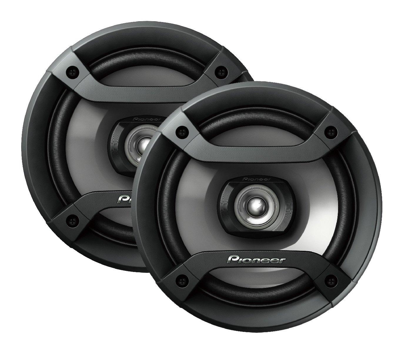 Pioneer TS-F1634R 6.5'' 200W 2-Way Speakers by PIONEER