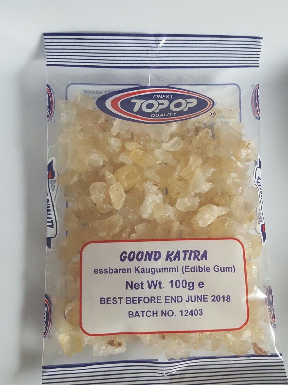 100g gond katira edible gum tragacanth gum Astragalus Gummifer Kutira GummiGomme Adragante
