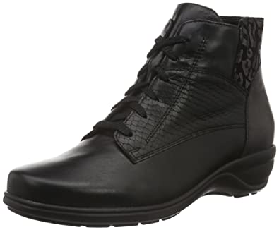 Haruka, Womens Warm-Lined Short-Shaft Boots and Bootees Waldl?ufer