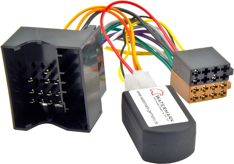 Radio Adapter Can Bus Für Mercedes W169 W203 W245 Smart Elektronik