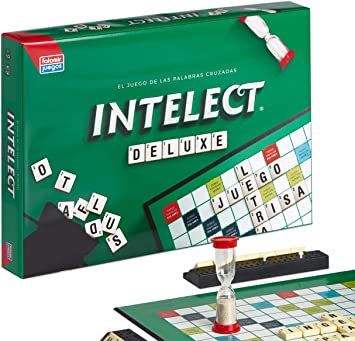 Comprar juego de mesa: Falomir- Intelec Intelect de Luxe. Juego de mesa. Family & Friends. (32-4002)