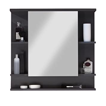 Trendteam Smart Living Badezimmer Spiegelschrank Spiegel Tetis 72 X