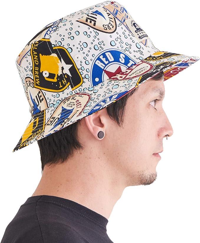 Uomo Cappello alla Pescatora The Hat Company