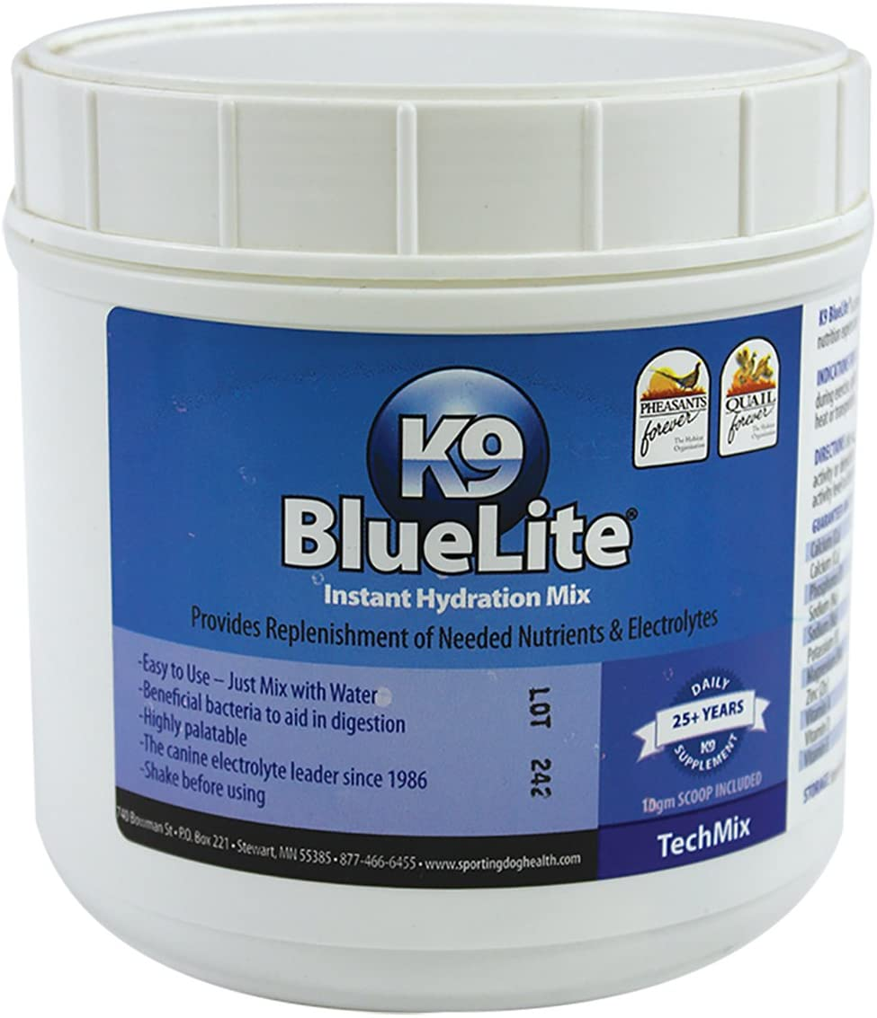TechMix K9 Bluelite 1.75 Lbs