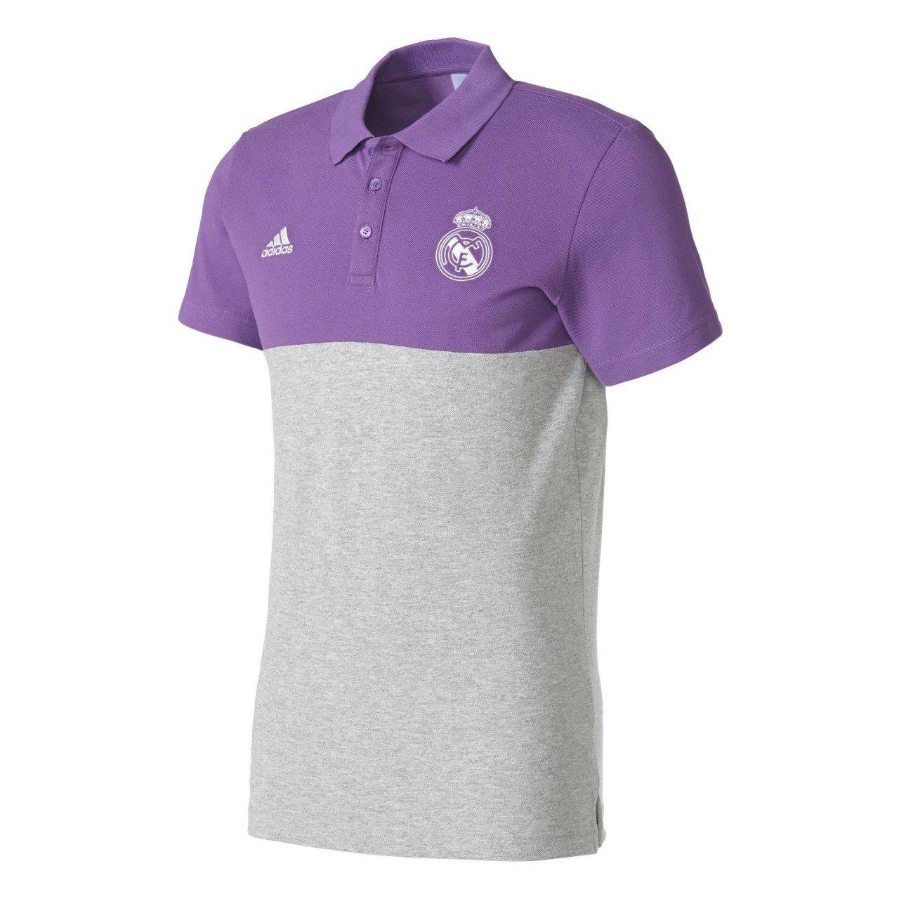 Adidas Herren SSP Polo Polohemd Real Madrid Cf