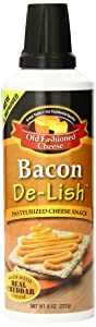 Old Fashioned Cheese Bacon De Lish Cheese Spread, 8 Ounce
