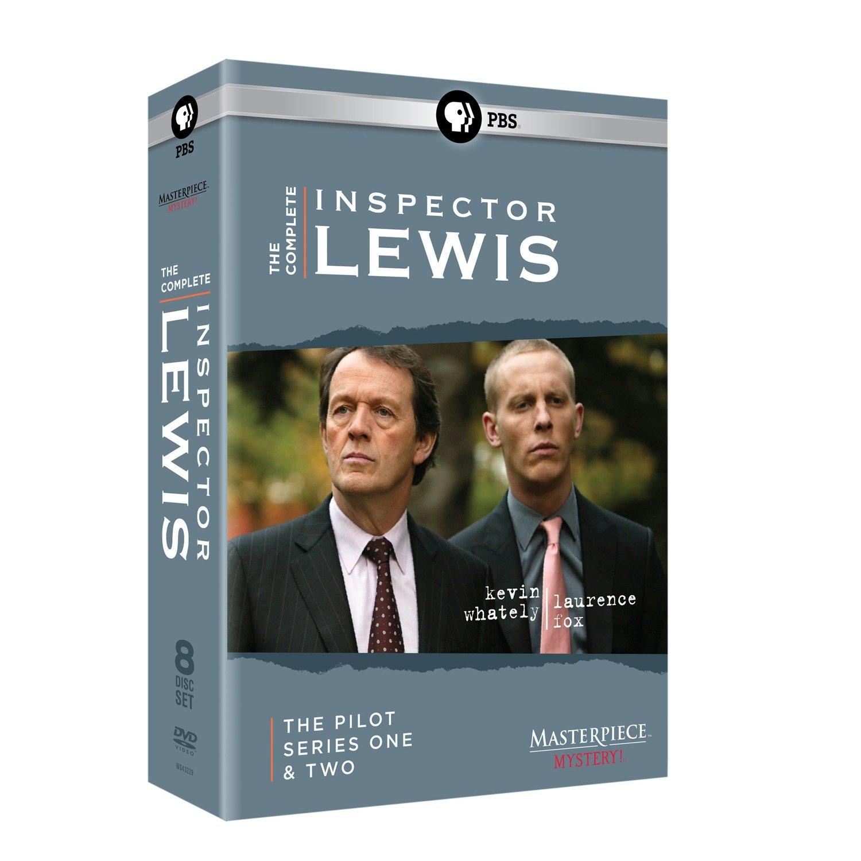 Inspector Lewis: Pilot, Series 1 & 2