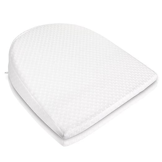 Universal Bassinet Wedge Baby Pillow│ Infant Crib Pillow │maternity Wedge Pr Nursery Bedding