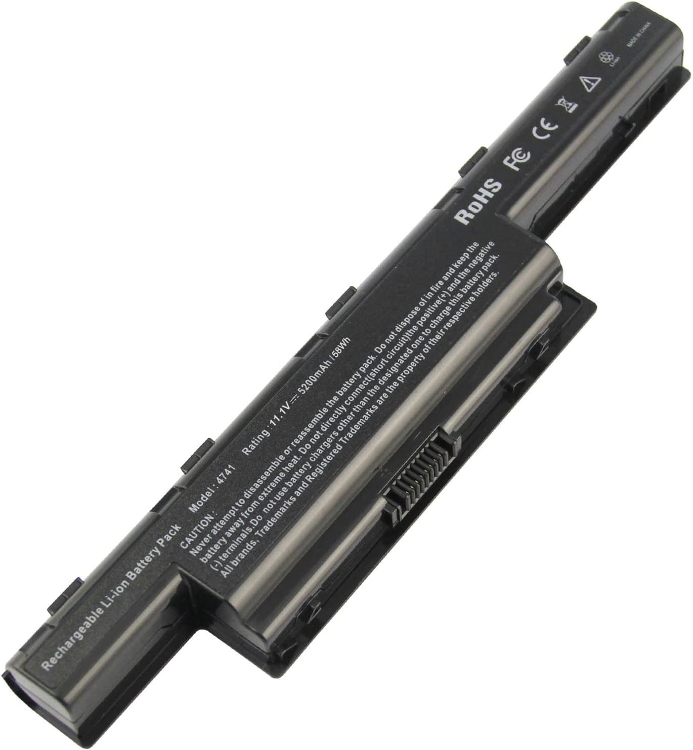 Fancy Buying Laptop Battery for ACER Aspire 4333, 4625, 4733Z, 4743G, 5250, 5252, 5333, 5336, 5736Z, 7251, TravelMate 4370, 5335, 5340, 5542, 7340; P/N 31CR19/65-2, 31CR19/652, 31CR19/66-2, AS10D31