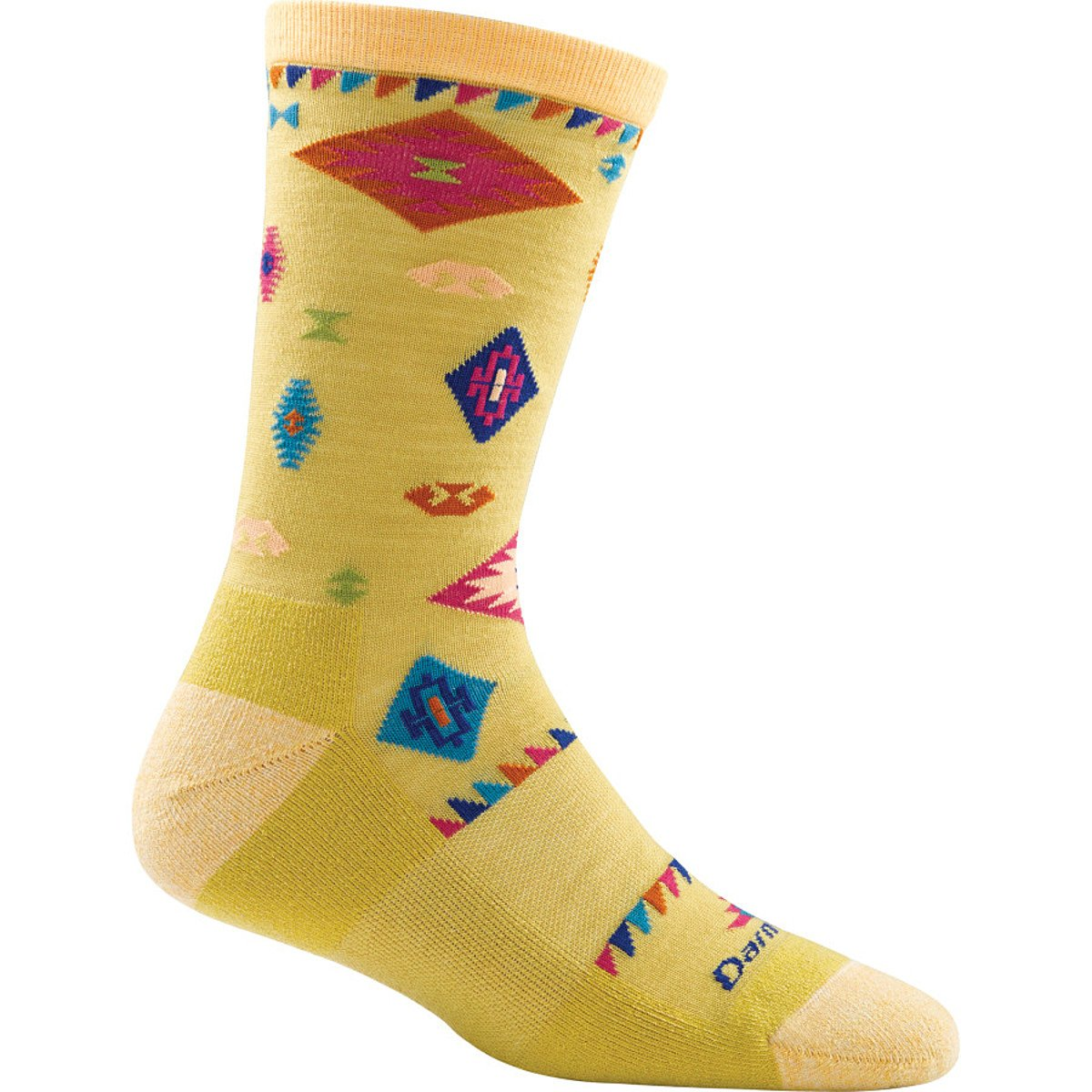 Darn Tough Women's Tribal Crew Light Cushion Socks 1622-CHR-M
