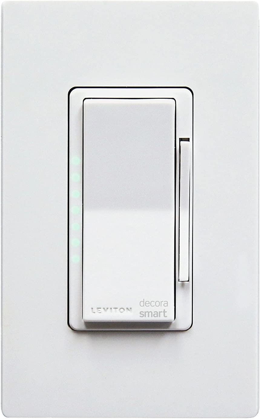 Decora Smart 1000 Watt Dimmer with HomeKit