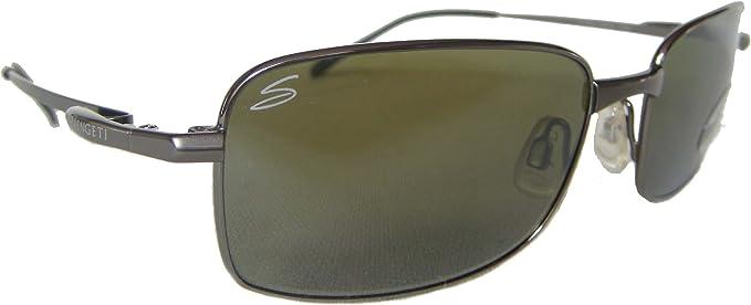 Serengeti - Gafas de sol - para hombre verde verde: Amazon.es ...