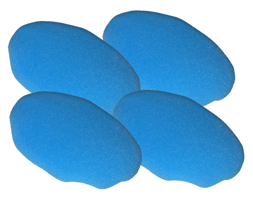 Black & Decker WP900 Polisher (4 Pack) Replacement Foam Bonnet # 580753-00-4pk
