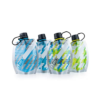 GSI Outdoors 91345 Soft-Sided Travel Bottle Set: Sports & Outdoors