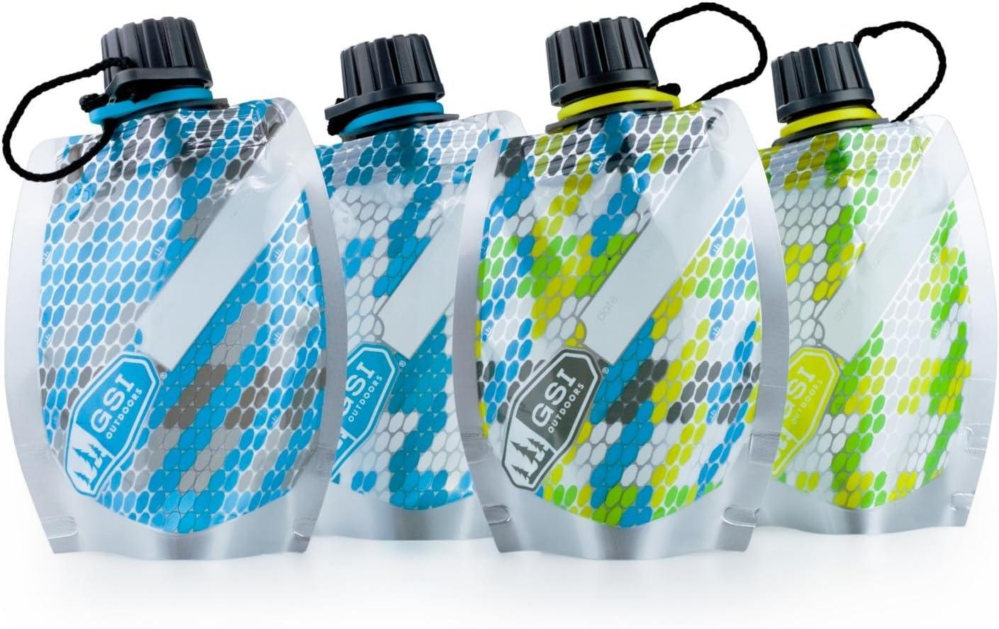 Soft Sided Travel Bottle Set