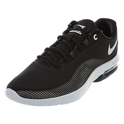 Nike Mens AIR MAX Advantage 2 Black White Anthracite Size 11.5