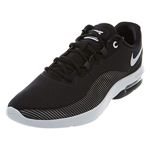 72beb1ea66 NIKE Mens AIR MAX Advantage 2 Black White Anthracite Size 9.5: Amazon.co.uk:  Shoes & Bags