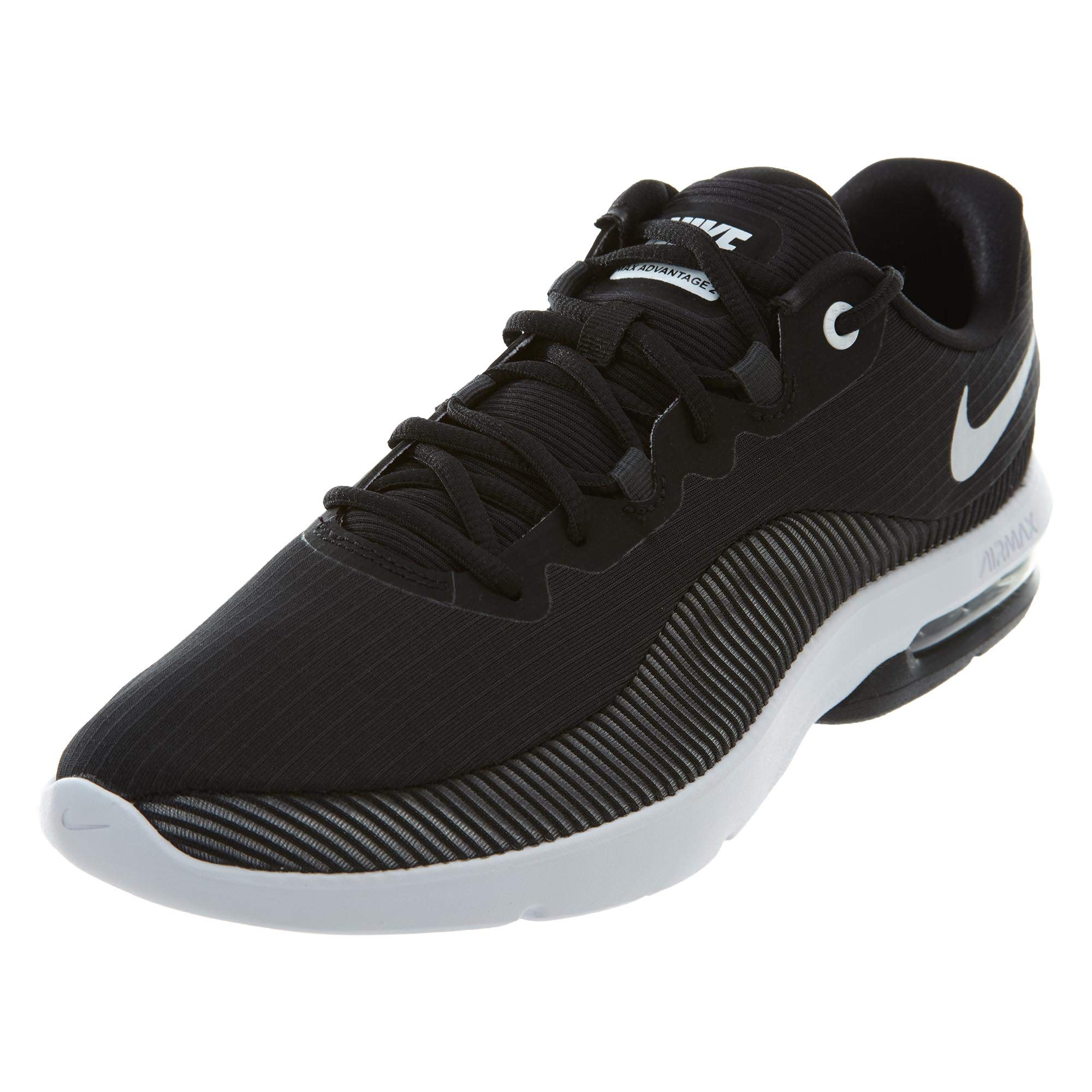 new styles bca3c e60eb Galleon - Nike Mens AIR MAX Advantage 2 Black White Anthraci