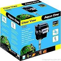 100 Clearview Hang On Filter 180 L/Hr 11526 Fish Tank Aquarium Aqua One