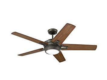 emerson ceiling fans cf4900vs southtowne modern ceiling fan with light and wall control 54