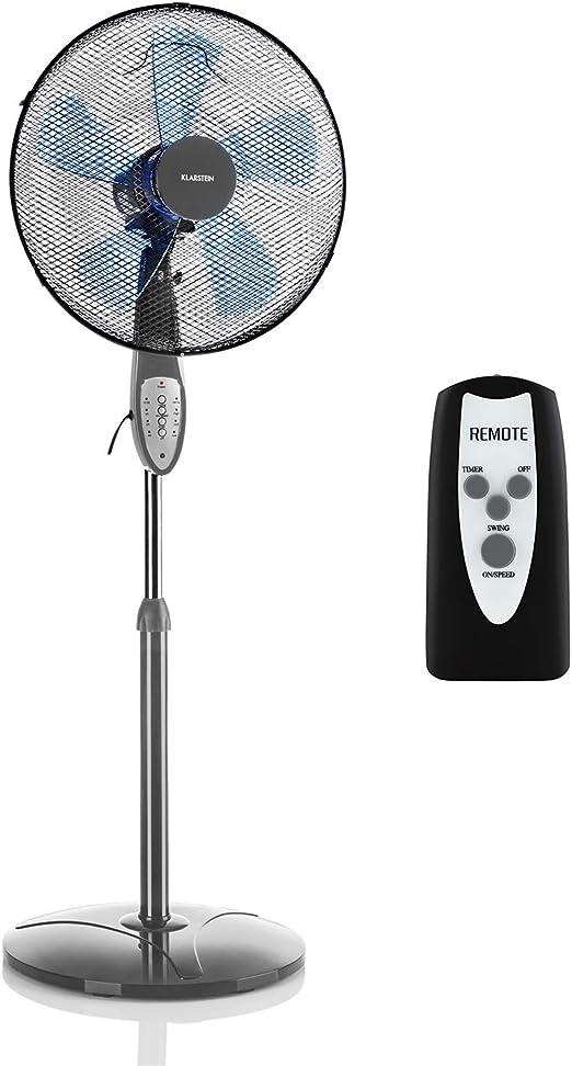 KLARSTEIN -, Ventilador de pie de 41 cm: Amazon.es: Hogar