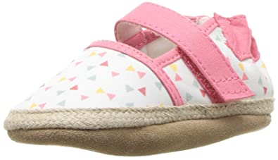 83acea42a86 Robeez Kids  Sunshine Espadrille-K Crib Shoe