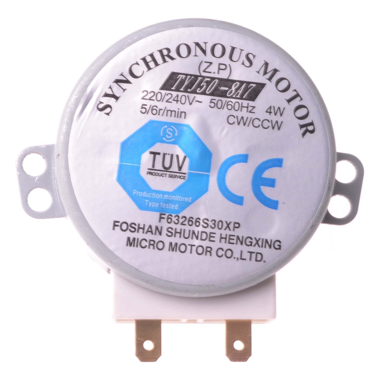 Horno microondas urdir MOTOR SYNCHRONUS TYJ50-8A7 TYJ508A7 220 ...
