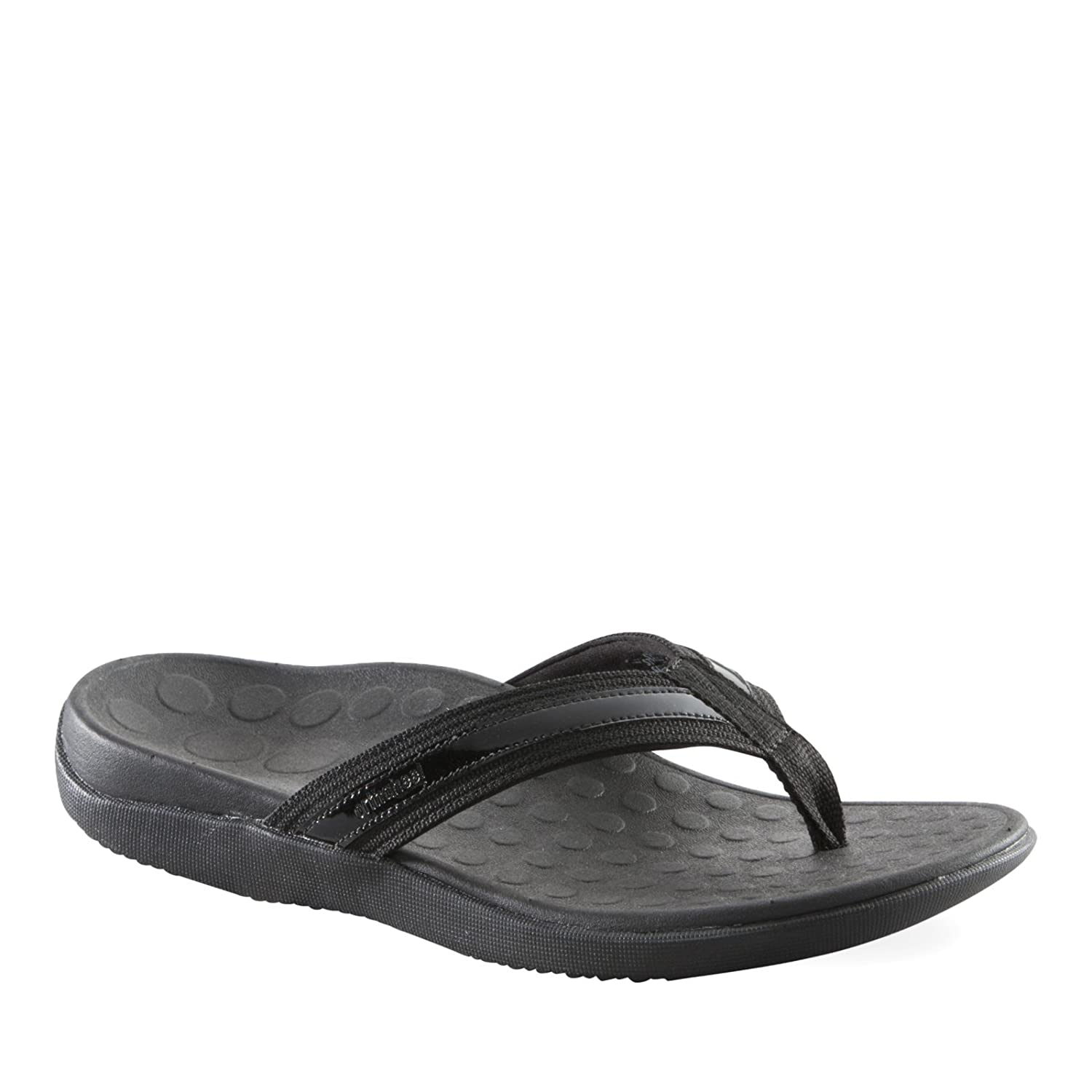 b9f2886db22e Vionic Women s with Orthaheel Black Tide Sandals UK 7 EU 40 US 9   Amazon.co.uk  Shoes   Bags