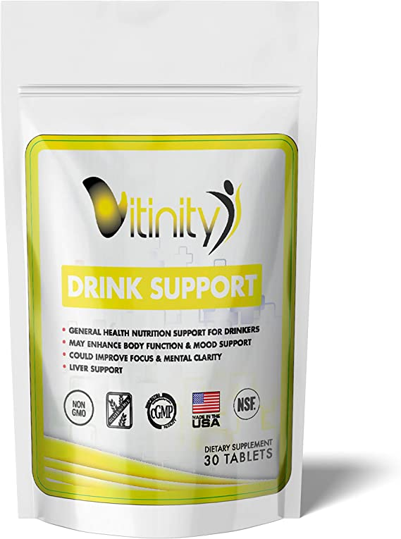 Anti Alcohol Drink Support Supplement - Craving Support