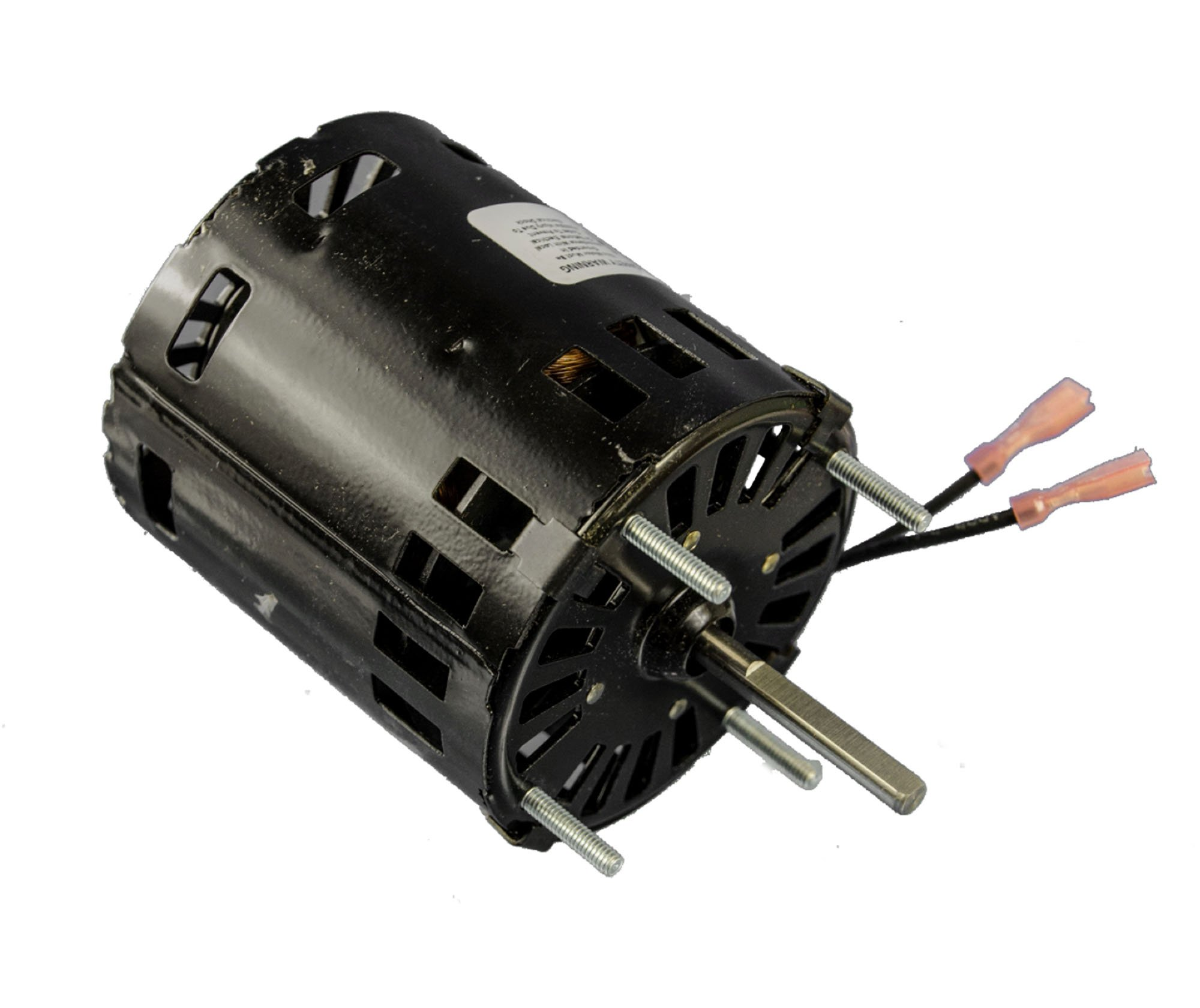Fasco D1110 3.3'' Frame Shaded Pole Aprilaire OEM Replacement Motor with Ball Bearing, 1/55HP, 1300rpm, 115V, 60 Hz, 0.7amps