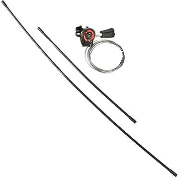 Sunrace SLR03 Friction Stem Shifter 28.6mm