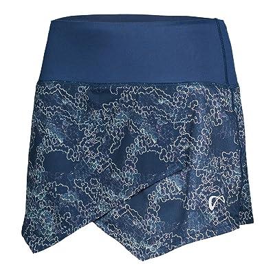 Athletic DNA Sports Apparel Galaxy Origami Skort - Youth - Dress Blue YS