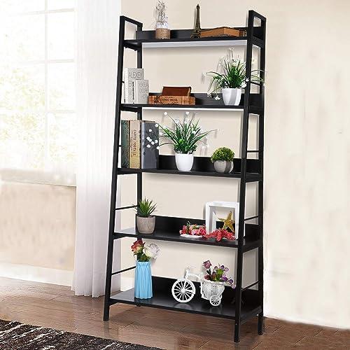 Himimi Industrial Ladder Shelf