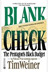Blank Check: The Pentagon's Black Budget Paperback
