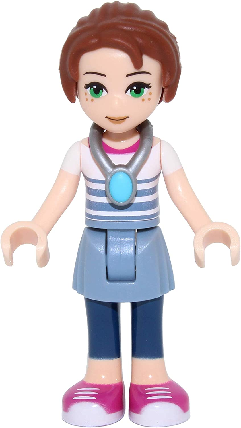 LEGO Elves: Emily Jones with Sand Blue Skirt and Long Blue Leggings Minifigure