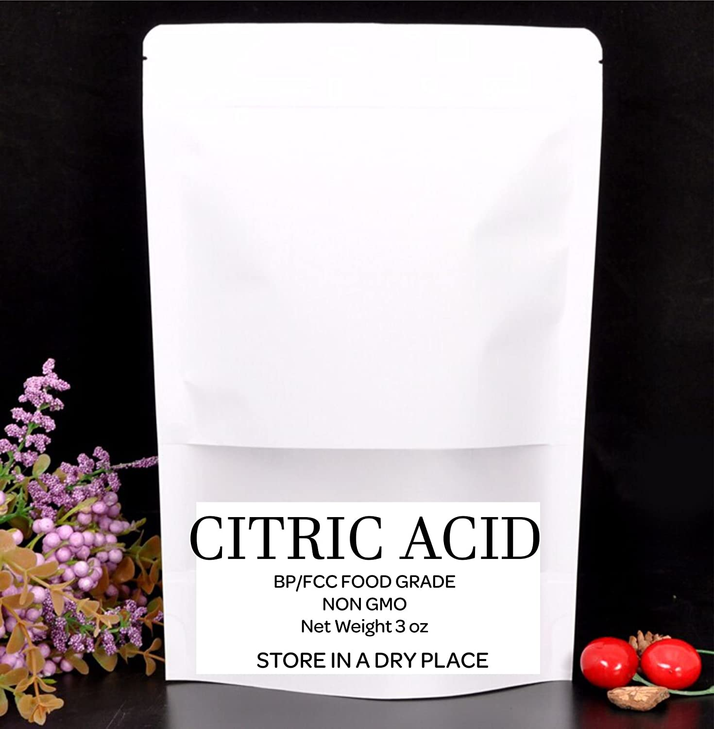 CITRIC ACID 3 oz - For Cheese Making … BEST4KITS