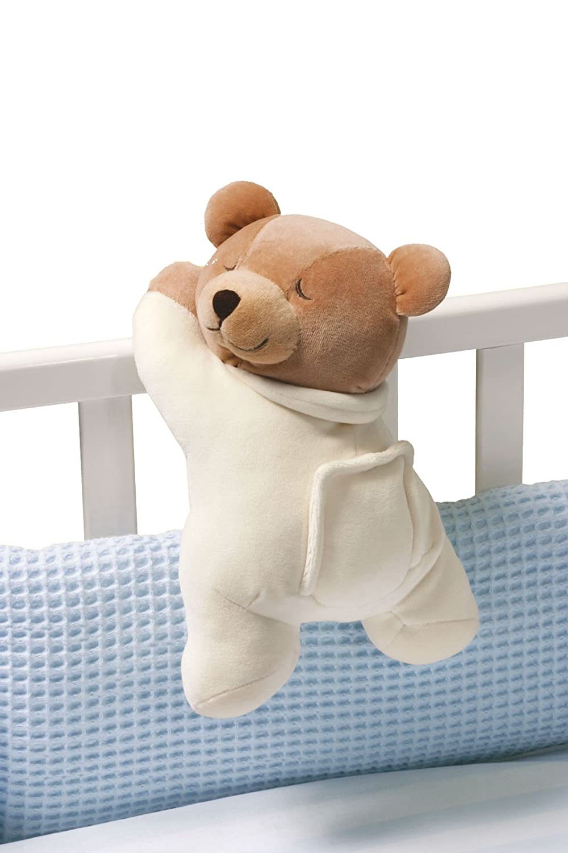 Prince Lionheart 0022B B/är Tummy Sleep Original mit Silkie blau