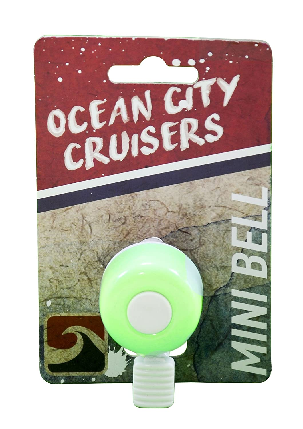 Ocean City Cruisers Pastel Bell Green Cycle Force Group CFKM-015-G