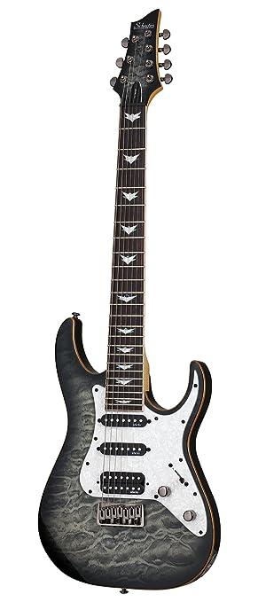 Schecter Banshee-7 Extreme CB · Guitarra eléctrica